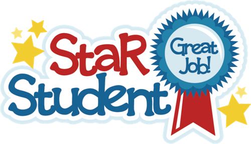chatman ms star student for the month of january rh phsd144 net Student Time Management Clip Art Student of the Week Clip Art