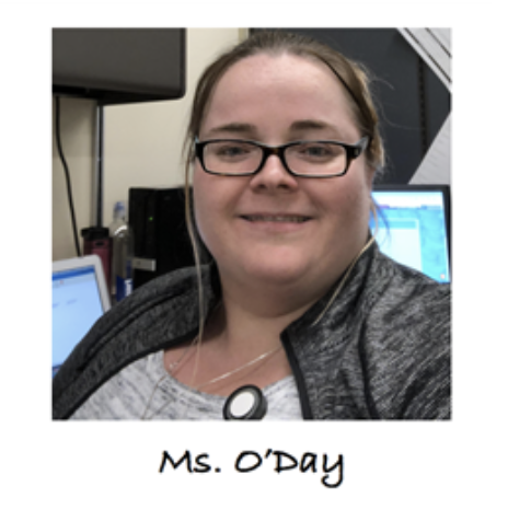 Ms. O'Day