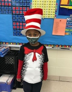 Nob Hill School - Dr. Seuss Day