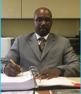 Mr. Kevin Johns, Principal